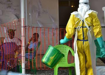 Nuevos casos de ébola confirman la resistencia del virus a desaparecer