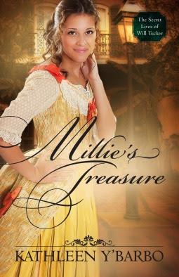 Millie's Treasure (The Secret Lives of Will Tucker, #2)