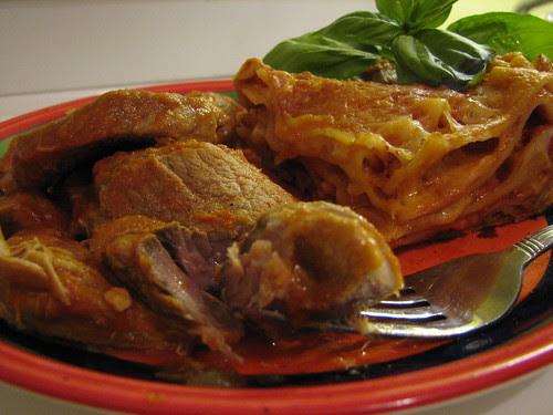 Mama Creampuff's Lasagna