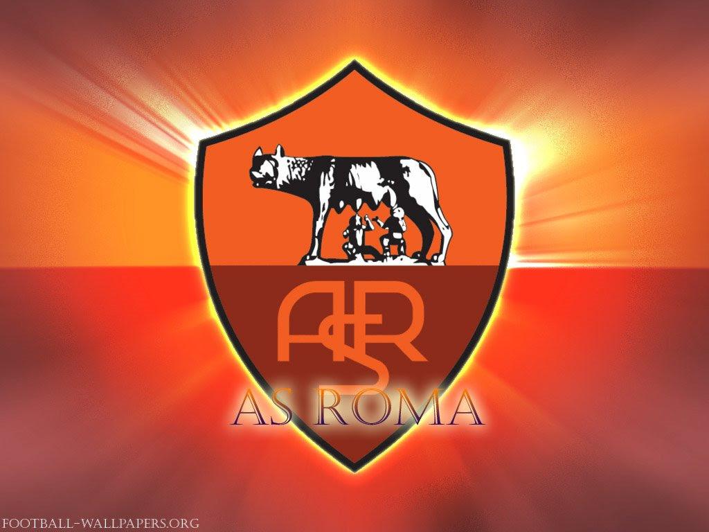 AS Roma Logo Team
