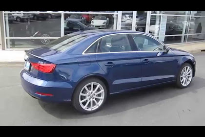 Audi A3 Scuba Blue Metallic