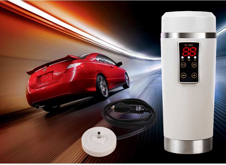 Best Vehicle Electrothermal Cup 12v Automotive Heating Cup