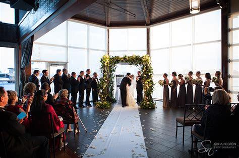 lighthouse  chelsea piers  york wedding brand