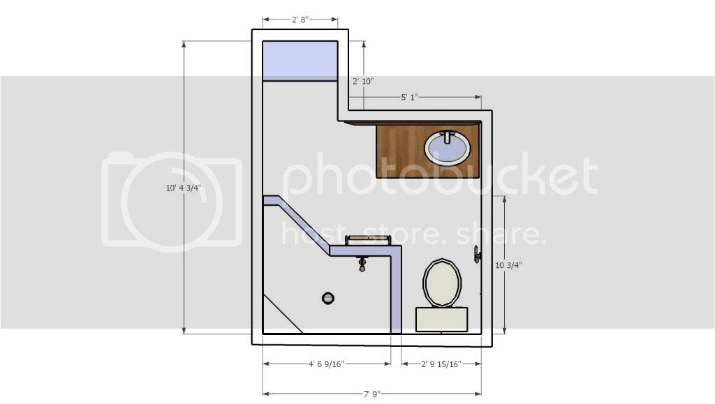 Struggling With Bathroom Layout - Remodeling - Contractor Talk