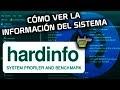 ▷ HardInfo | Como VER las ESPECIFICACIONES de mi PC en Linux