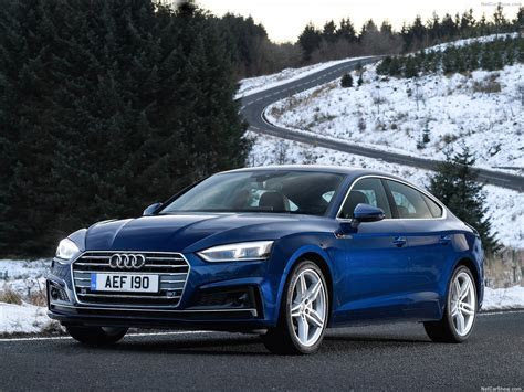 Audi A5 Sportback (2017)   picture 8 of 133