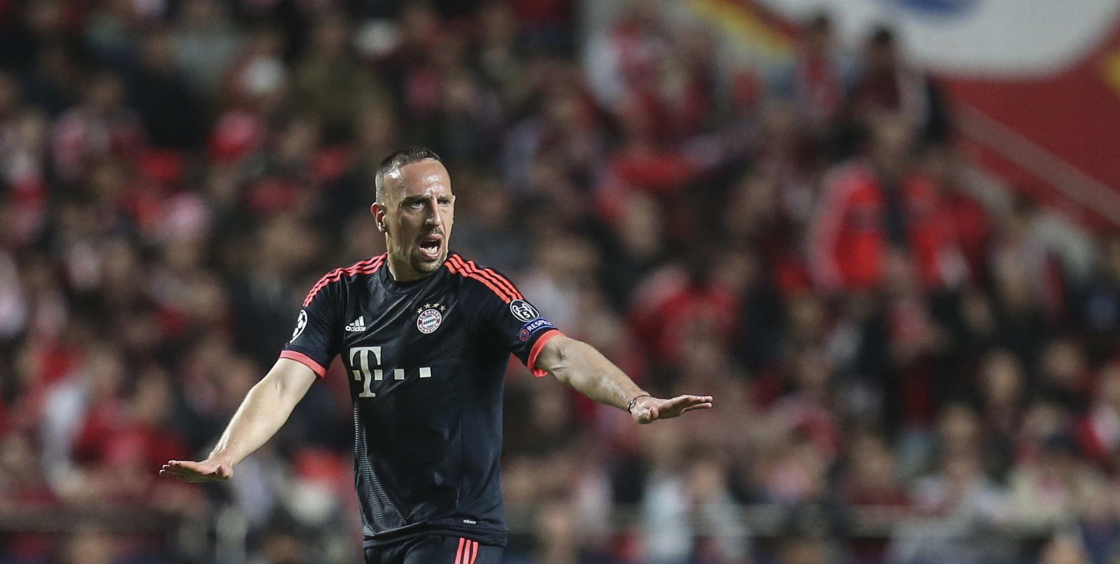 Ribéry Bayern München Bundesliga