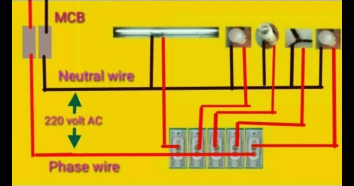 Electrical Wiring Connection
