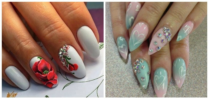 1001 + Ideas for Trendy and Beautiful Almond Shaped Nails