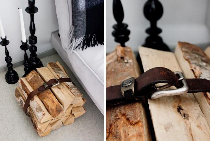 колан за дърва