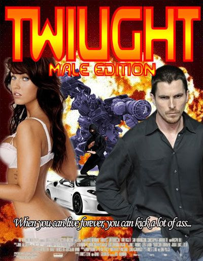 TWILIGHT for dudes.