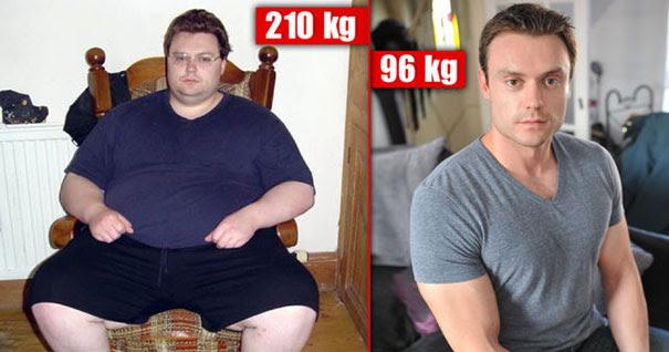Άνδρας 210 κιλών έγινε κούκλος σε 18 μήνες (7)
