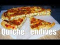 Recette Quiche Aux Endives Et Au Jambon