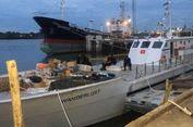 Kapal Pengangkut 1 Ton Sabu Matikan Sistem Pelacakan Otomatis