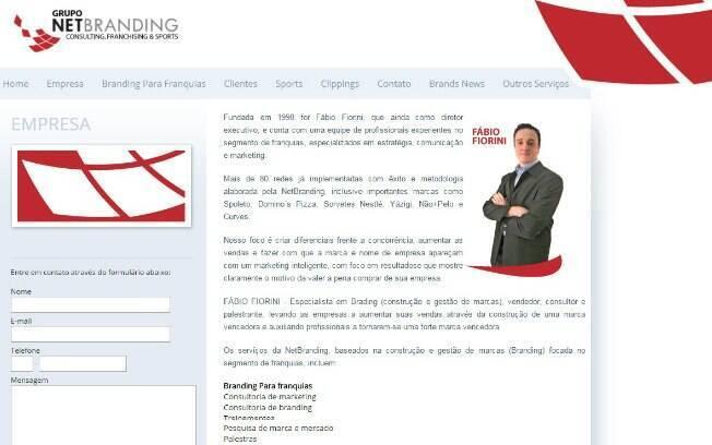 A Net Branding Treinamentos trabalha com consultoria de marketing e branding, treinamentos, pesquisa de marca e mercado e palestras - Valor de investimento: R$ 14,5 mil. Foto: Divulgação