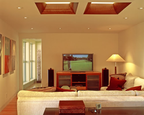 Gast Architects: Projects modern living room