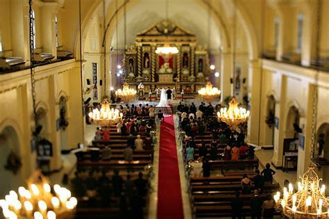 Makati church gets backlash for overpriced wedding rates