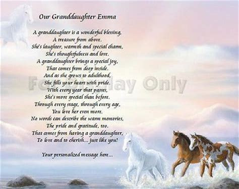poems to granddaughter from grandma   Details about