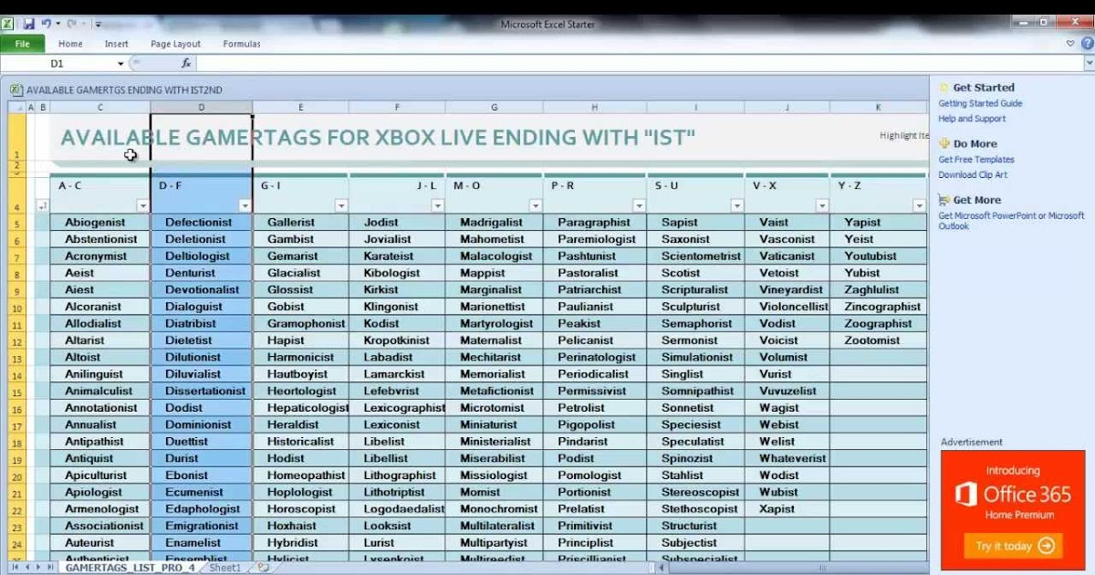 Best Gamertags Of All Time – HD Wallpapers