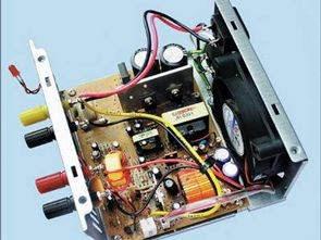 700V 125W SMPS cho bảng điều khiển Van Anger