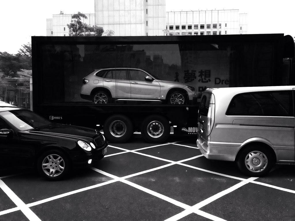 車 x 4
