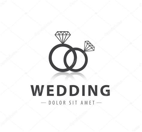 wedding rings logo   Wedding