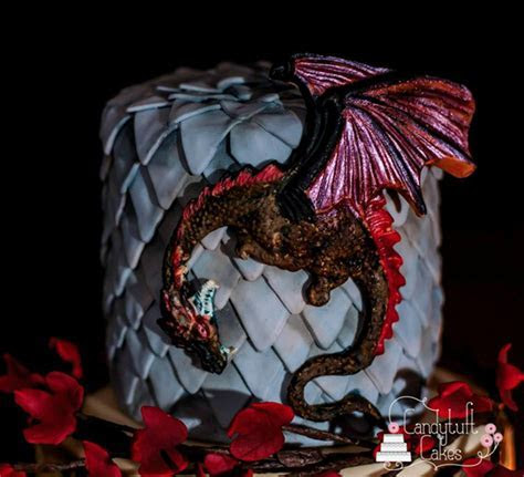 El pastel inspirado en Game of Thrones que toda buena