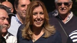 Susana Díaz a Sant Boi de Llobregat