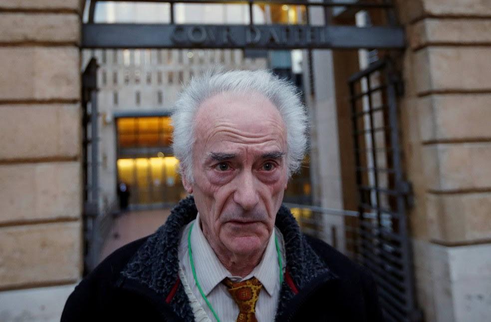 Pierre le Guennec e sua esposa, Danielle, foram acusados de ocultar durante 40 anos em sua garagem 271 obras de Picasso (Foto: Jean-Paul Pelissier/Reuters)