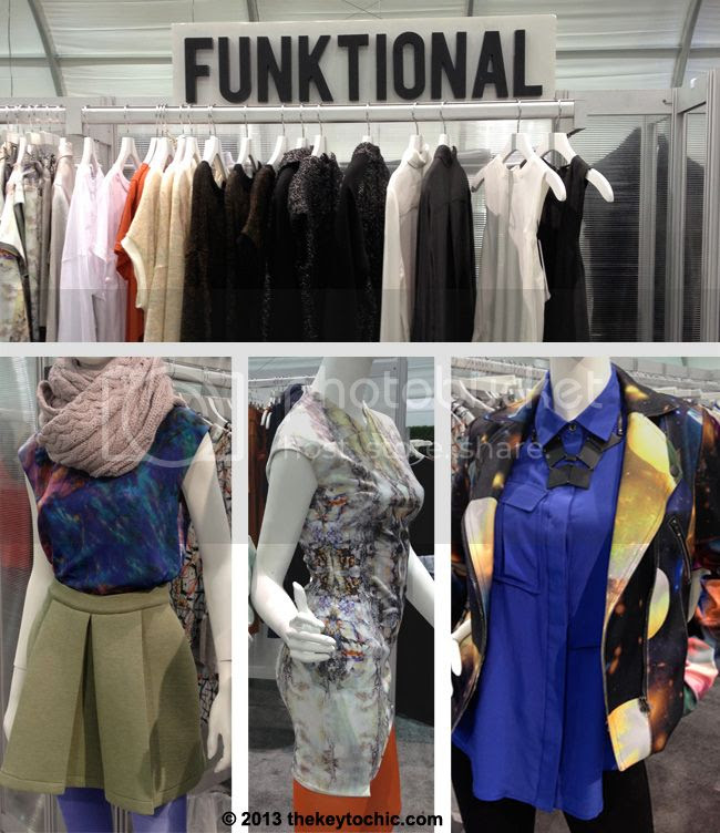 Funktional clothing at ENK Las Vegas