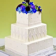 Jacques Fine European Pastries   Wedding Cake   Suncook