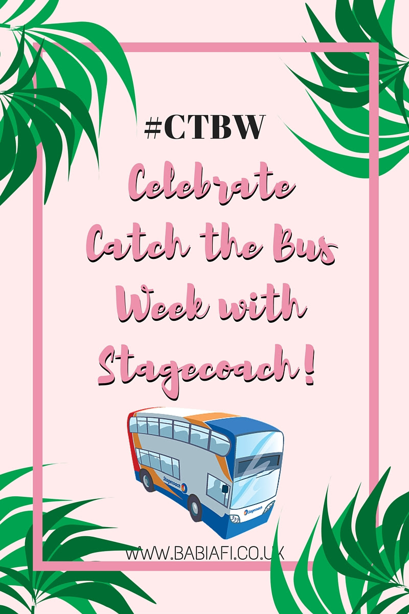 Celebrate Catch the Bus Week with Stagecoach! - bus image from peakfm.co.uk