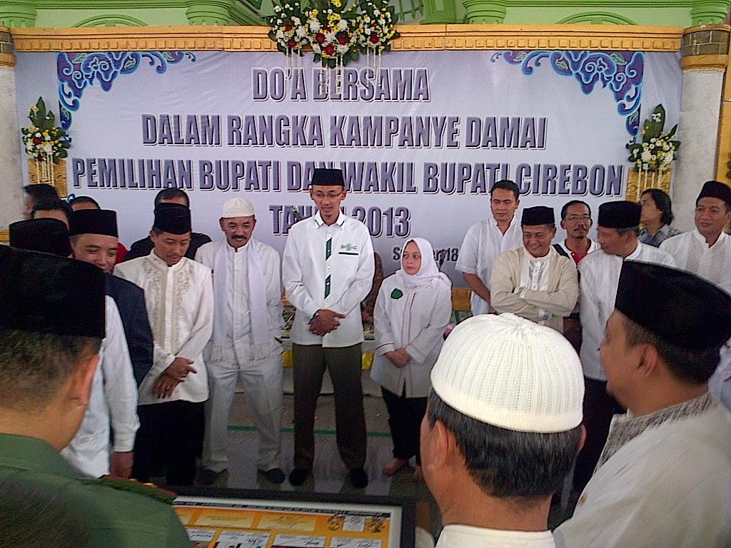 Hukum kampanye di masjid...