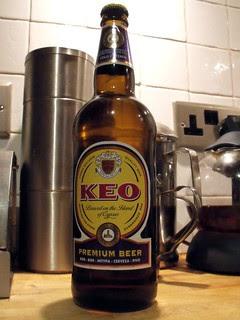 KEO, KEO, Cyprus