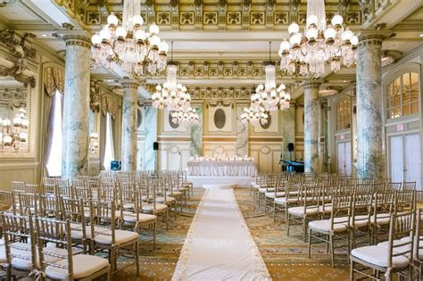 Fancy wedding venue   The Willard Intercontinental