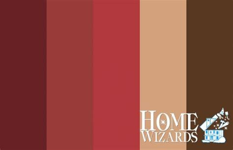 Color Palette   Marsala, Color of the Year   Home Wizards