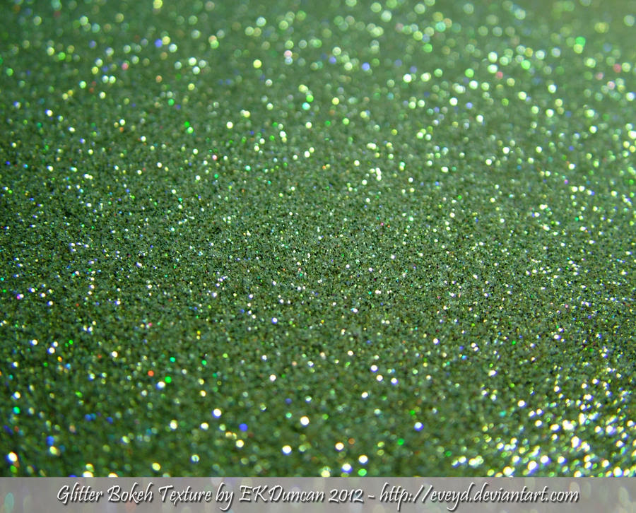 Bokeh Glitter Green 1 Texture Background by EveyD on ...