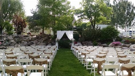 Utah wedding decorations   I Do Decor   Salt Lake Bride