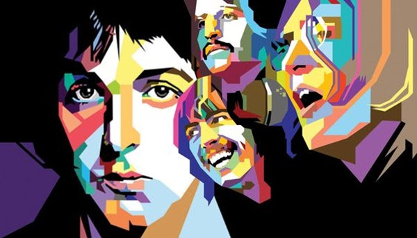 Lovely Beatles Artworks to Appreciate (24)