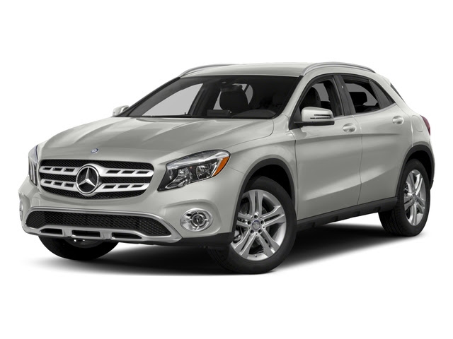 New 2018 Mercedes-Benz GLA GLA 250 4MATIC SUV MSRP Prices ...