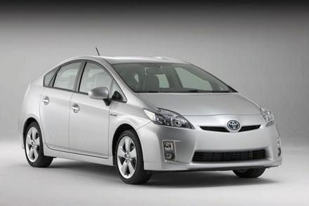 1 - Carro híbrido Toyota Prius