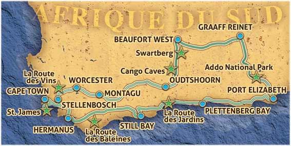 Carte Garden Route Afrique Du Sud.Garden Road Afrique Du Sud Home Inspiration