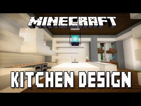 How to make a kitchen in minecraft? (with pictures, videos ...