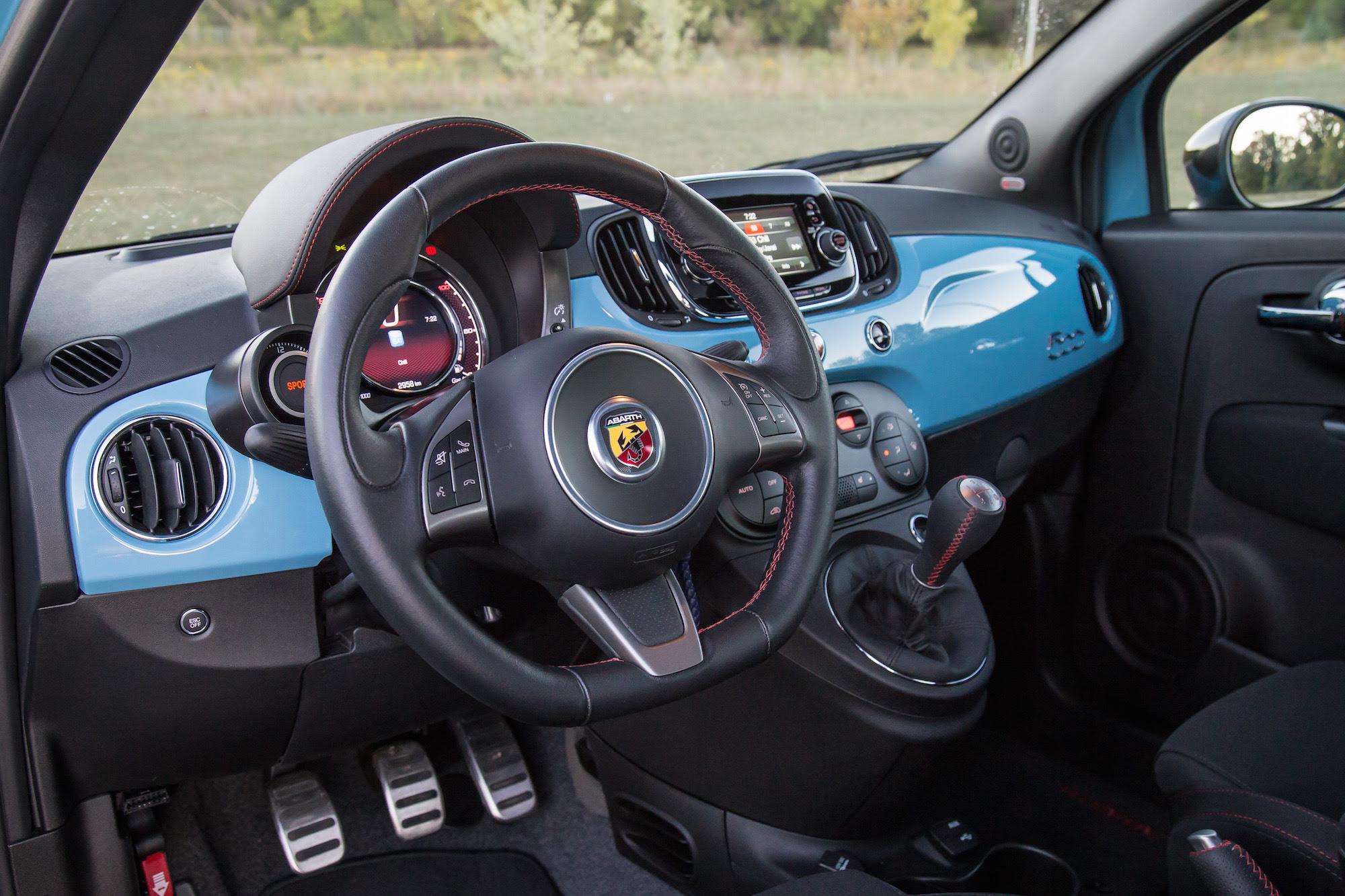 2016 Fiat 500 Abarth >> Fiat 500 Abarth Fiat 500 Abarth Tricolore