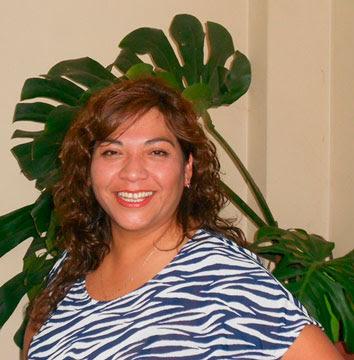 Maria Elena Chambi autora del libro Villazón - Vientos del Sur