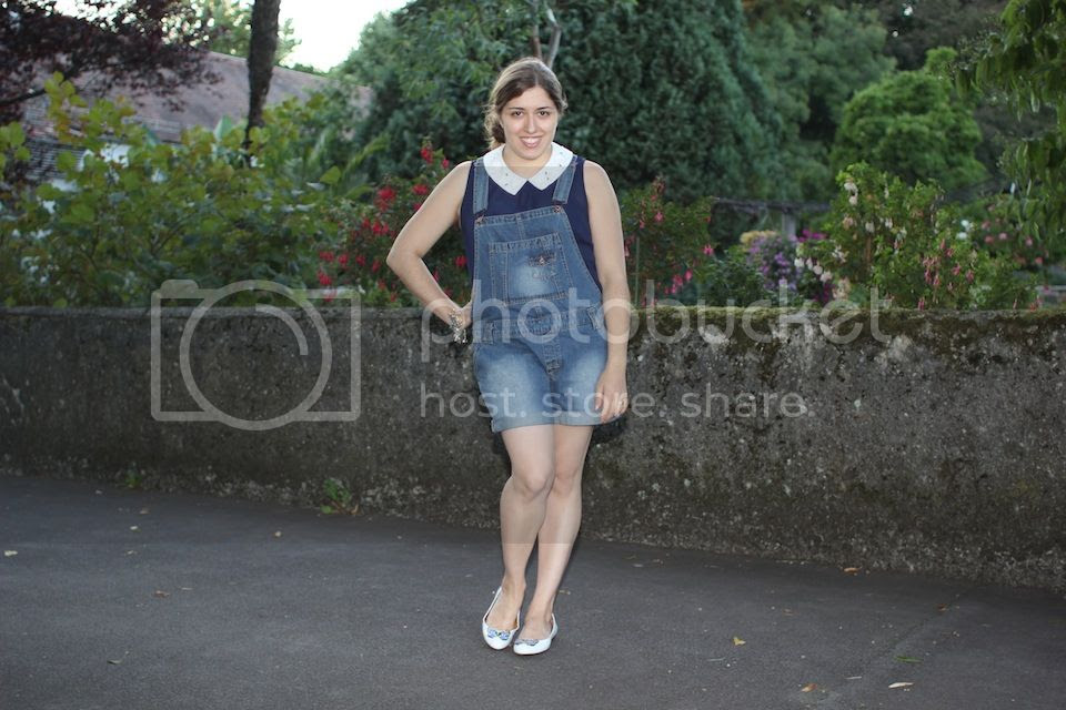 fashion blogger Linz dressy overalls outfit Pimkie versace Primark H&M cruise collection style