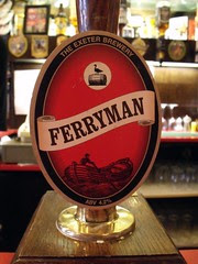 Exeter, Ferryman, England