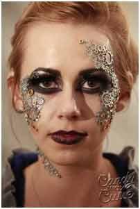 metal-face
