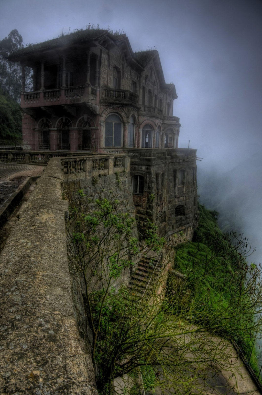 Os 35 lugares abandonados mais bonitos do mundo