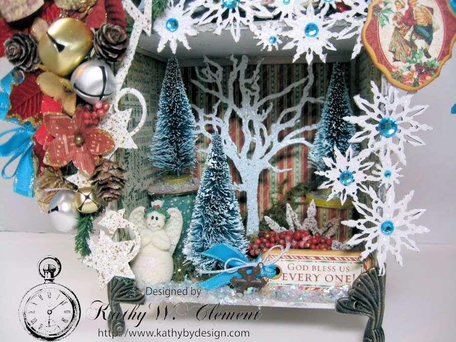 Gina's Gypsy Soull Christmas House 04